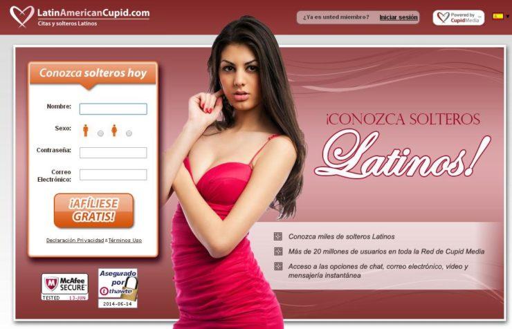 Latin american cupid en espanol