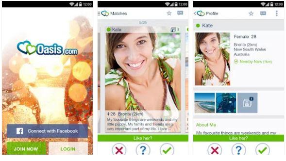 aplicacion para conocer gente sin facebook